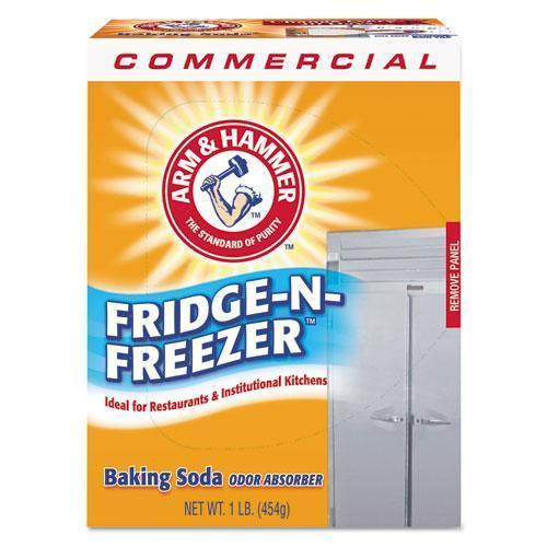 ArmHammer Fridge-N-Freezer Pack Baking Soda, Unscented, Powder-Arm & Hammer™-Omni Supply