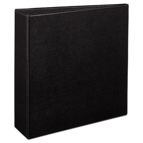 "Avery Durable Binder With Slant Rings, 11 X 8 1-2, 3"", Black-Avery®-Omni Supply"