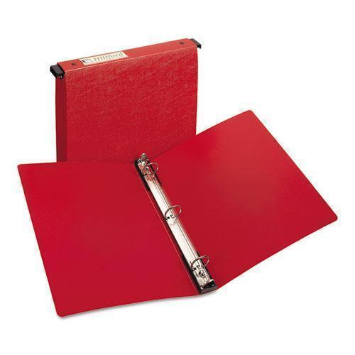 "Avery Hanging Storage Binder With Gap Free Round Rings, 11 X 8 1-2, 1"" Capacity, Red-Avery®-Omni Supply"