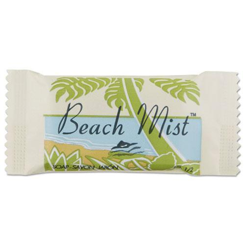 Beach Mist Face And Body Soap, Beach Mist Fragrance, # 1-2 Bar, 1000 Carton-Beach Mist™-Omni Supply