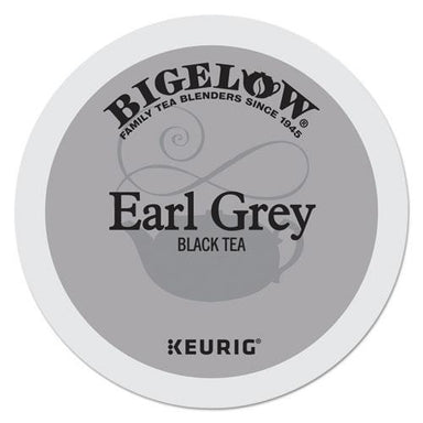 Bigelow Earl Grey Tea K-Cup Pack, 24-box, 4 Box-carton-Bigelow®-Omni Supply