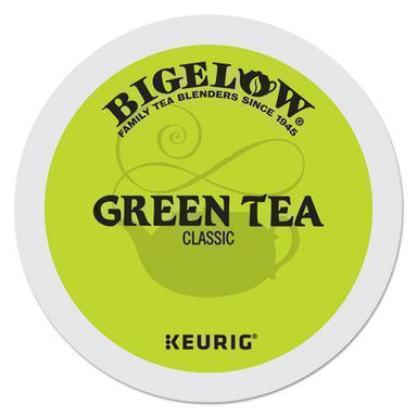 Bigelow Green Tea K-Cup Pack, 24-box-Bigelow®-Omni Supply
