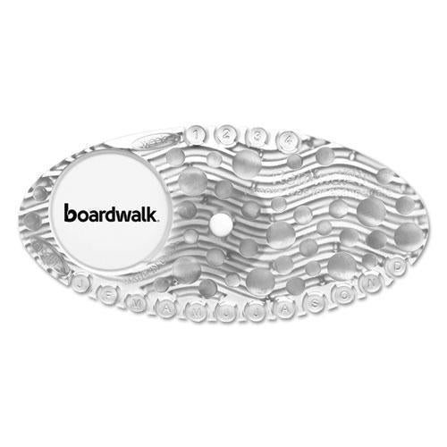 Boardwalk Curve Air Freshener, Mango, Clear, 10-bx, 6 Bx-ct-Boardwalk®-Omni Supply
