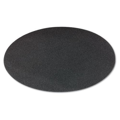 "Boardwalk Sanding Screens, 20"" Diameter, 80 Grit, Black, 10-carton-Boardwalk®-Omni Supply"