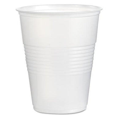 Boardwalk TRANSLUCENT PLASTIC COLD CUPS, 16OZ, POLYPROPYLENE, 50-BAG, 20 BAGS-CARTON-Boardwalk®-Omni Supply