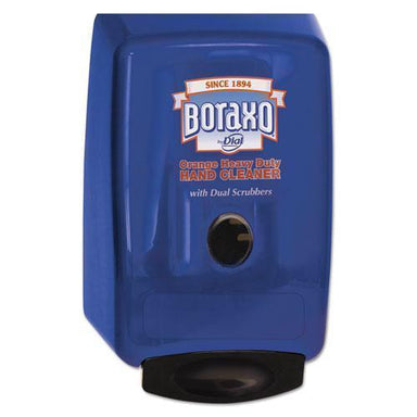 "Boraxo 2l Dispenser For Heavy Duty Hand Cleaner, Blue, 10.49""x4.98""x6.75"", 4-carton-Boraxo®-Omni Supply"