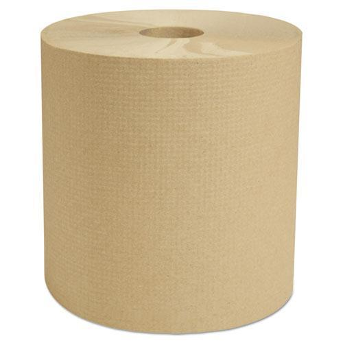 "Cascades Select Hardwound Roll Towels, Natural, 7 7-8"" X 800 Ft, 6-carton-Cascades PRO-Omni Supply"