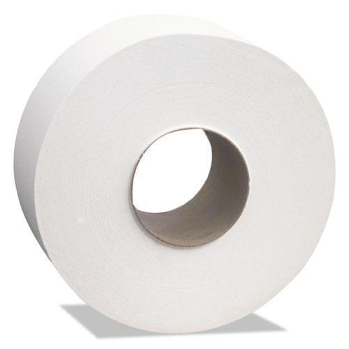 "Cascades Select Jumbo Roll Tissue, 2-Ply, White, 3 1-2"" X 1000 Ft, 12 Rolls-carton-Cascades PRO-Omni Supply"