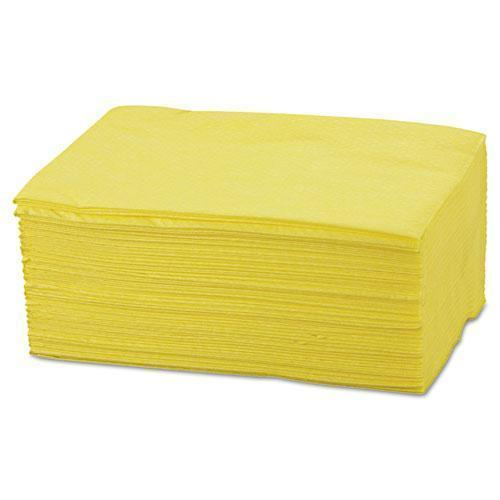 Chix Masslinn Dust Cloths, 40 X 24, Yellow, 250-carton-Chix®-Omni Supply