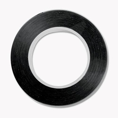 "COSCO Art Tape, Black Gloss, 1-8"" X 324""-COSCO-Omni Supply"