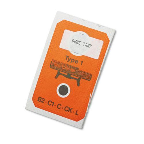 COSCO Replacement Ink Pad For Reiner 026304 Multiple Movement Numbering Machine, Black-COSCO-Omni Supply