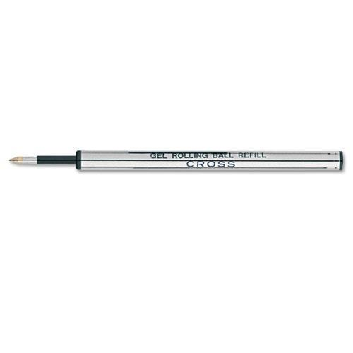 Cross Refills For Selectip Gel Roller Ball Pen, Medium, Black Ink-Cross®-Omni Supply
