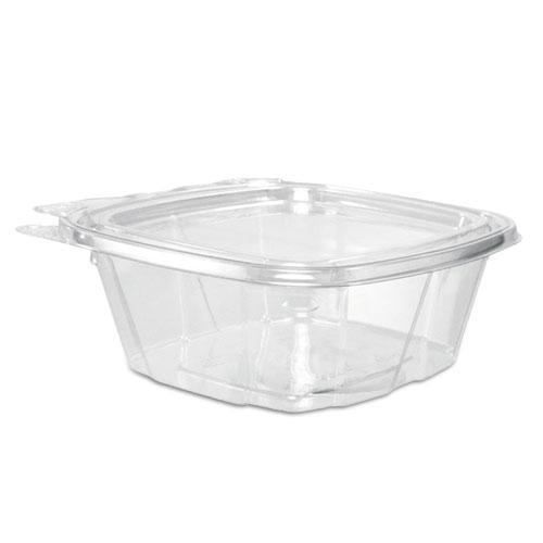 Dart Clearpac Container, 4.9 X 2 X 5.5, 12 Oz, Clear, 200-carton-Dart®-Omni Supply