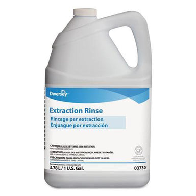 Diversey Carpet Extraction Rinse, Floral Scent, 1 Gal Bottle, 4-carton-Diversey™-Omni Supply