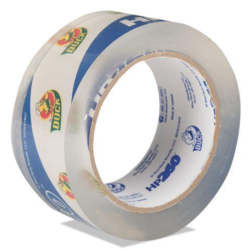 "Duck Carton Sealing Tape 1.88"" X 60yds, 3"" Core, Clear-Duck®-Omni Supply"