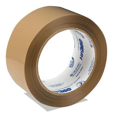 "Duck Carton Sealing Tape 1.88"" X 60yds, 3"" Core, Tan-Duck®-Omni Supply"
