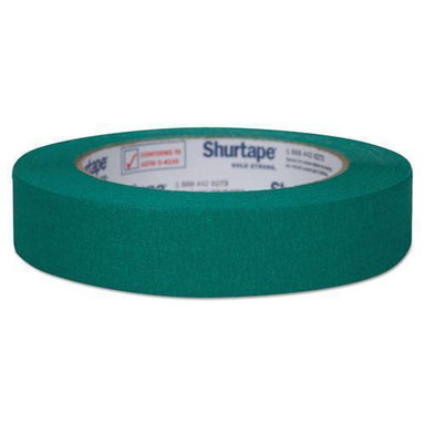 "Duck Color Masking Tape, .94"" X 60 Yds, Green-Duck®-Omni Supply"