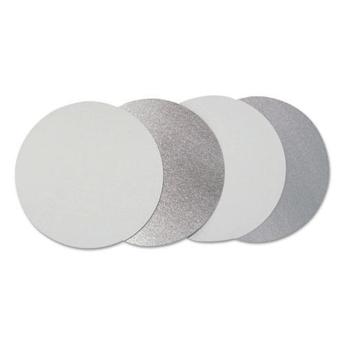 "DurablePak FLAT BOARD LIDS FOR 7"" ROUND CONTAINERS, 500 -CARTON-Durable Packaging-Omni Supply"