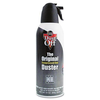Dust-Off Disposable Compressed Air Duster, 10 Oz Can-Dust-Off®-Omni Supply