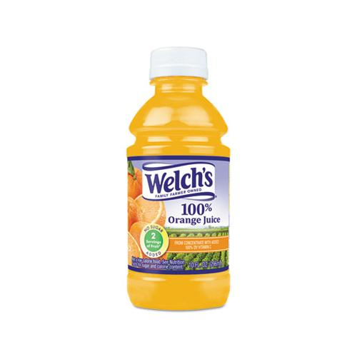 Welch's 100% Orange Juice, 10 Oz., 24-carton
