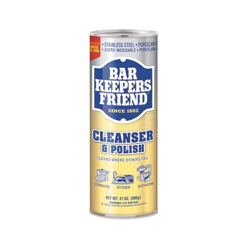 BarKeepers Powdered Cleanser And Polish, 21 Oz Can