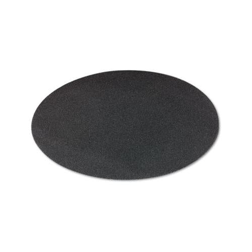 "Boardwalk Sanding Screens, 20"" Diameter, 60 Grit, Black, 10-carton"