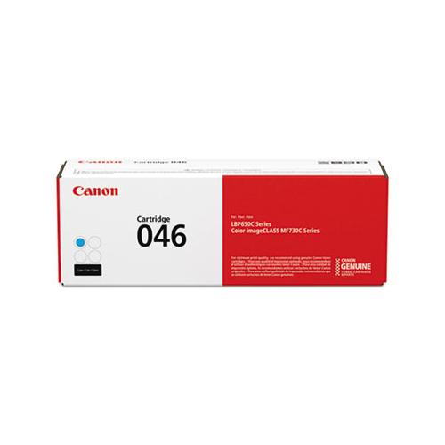 Canon 1249c001 (046) Toner, 2300 Page-Yield, Cyan