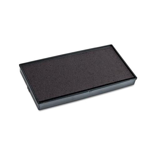 2000 PLUS Replacement Ink Pad For 2000plus 1si30pgl, Black