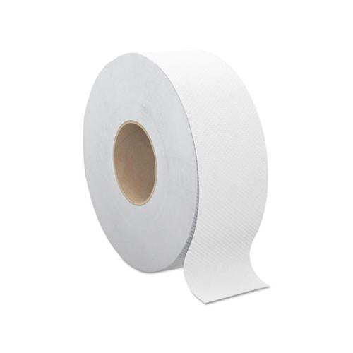 Cascades Select Jumbo Bath Tissue, 3.3 X 1000 Ft, White, 12 Rolls-carton
