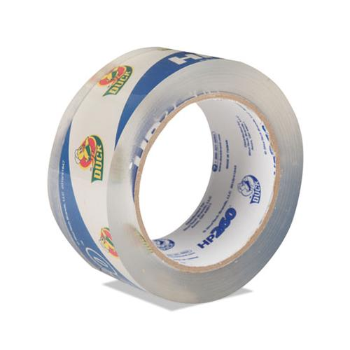 "Duck Carton Sealing Tape 1.88"" X 60yds, 3"" Core, Clear"