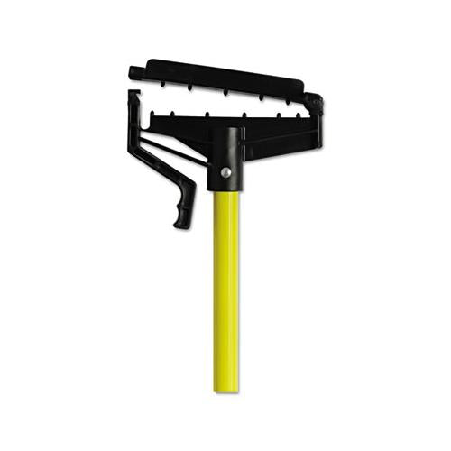 "O-Cedar Quick-Change Mop Handle, 60"", Fiberglass, Yellow"