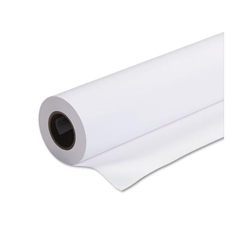 "Epson Singleweight Matte Paper, 120 G, 2"" Core, 24"" X 131.7 Ft., White"