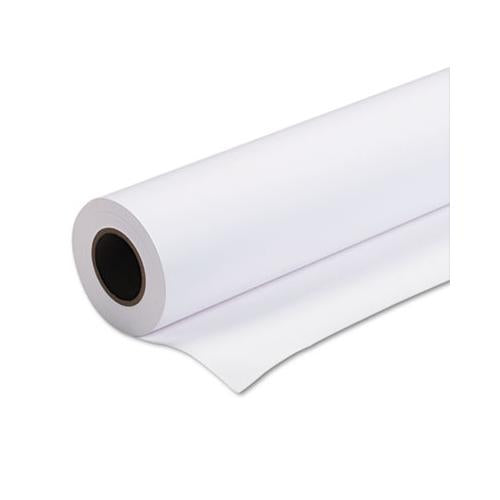 "Epson Singleweight Matte Paper, 120 G, 2"" Core, 44"" X 131 Ft., White"