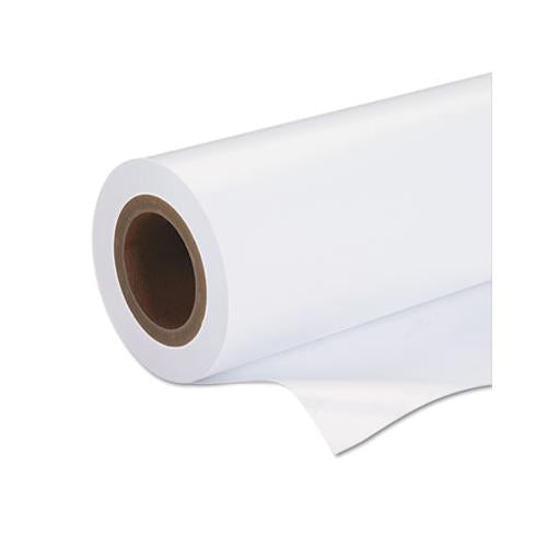 "Epson Premium Luster Photo Paper, 3"" Core, 10"" X 100 Ft, White"
