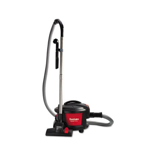 Sanitaire; EXTEND; Top-Hat Canister Vacuum SC3700A