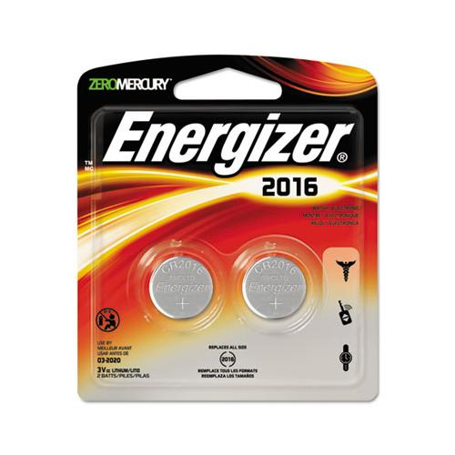 Energizer Watch-electronic-specialty Battery, 2016, 3v, 2-pack