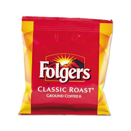 Folgers Coffee, Fraction Pack, Classic Roast, 1.5oz, 42-carton