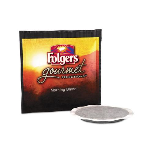 Folgers Gourmet Selections Coffee Pods, Morning Blend, 18-box