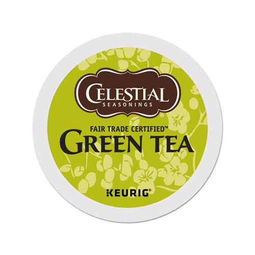 Celestial Green Tea K-Cups, 24-box