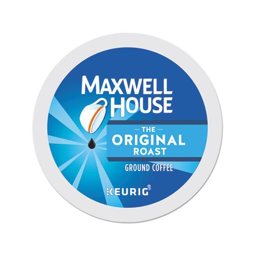 MaxwellHse Original Roast K-Cups, 24-box