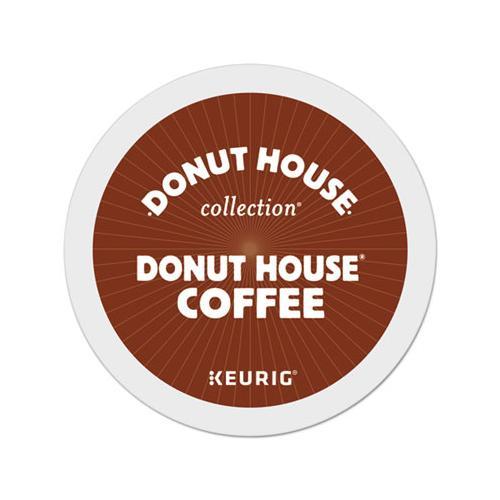 DonutHouse Donut House Coffee K-Cups, 24-box