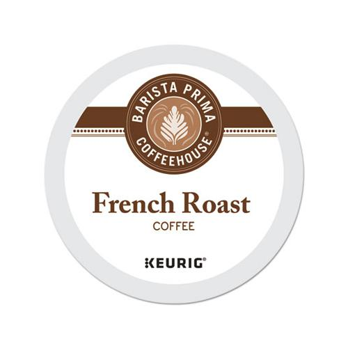 Barista French Roast K-Cups Coffee Pack, 24-box