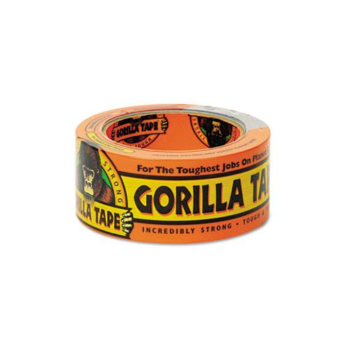 "Gorilla Gorilla Tape, Extra-Thick, All-Weather Duct Tape, 1.88"" X 12 Yds, 3"" Core, Black"