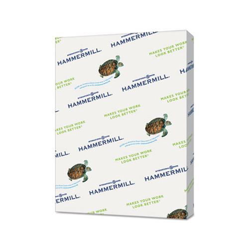 Hammermill RECYCLED COLORS PAPER, 20LB, 8-1-2 X 11, CHERRY, 500 SHEETS-REAM