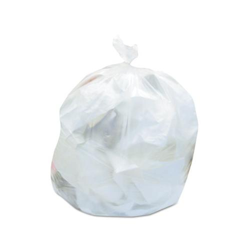 Heritage High-Density Coreless Can Liner, 30 Gal, 30 X 37, Natural, 25 Bag-rl, 20 Rl-ct