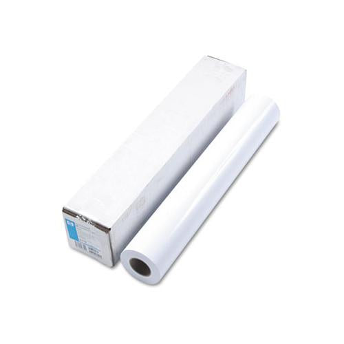 "HP Designjet Large Format Instant Dry Gloss Photo Paper, 24"" X 100 Ft., White"