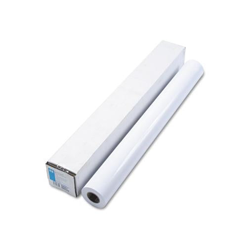"HP Designjet Large Format Instant Dry Gloss Photo Paper, 36"" X 100 Ft., White"