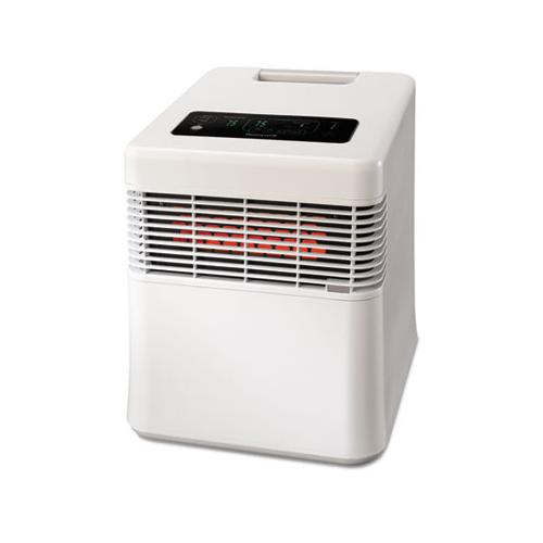 Honeywell Energy Smart Hz-970 Infrared Heater, 15 87-100 X 17 83-100 X 19 18-25, White