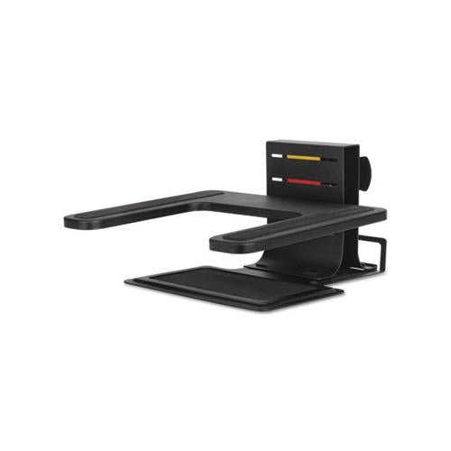 "Kensington Adjustable Laptop Stand, 10"" X 12 1-2"" X 3"" - 7""h, Black"