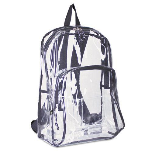 Eastsport® Clear Backpack-Eastsport®-Omni Supply